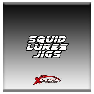 SQUID LURES JIGS